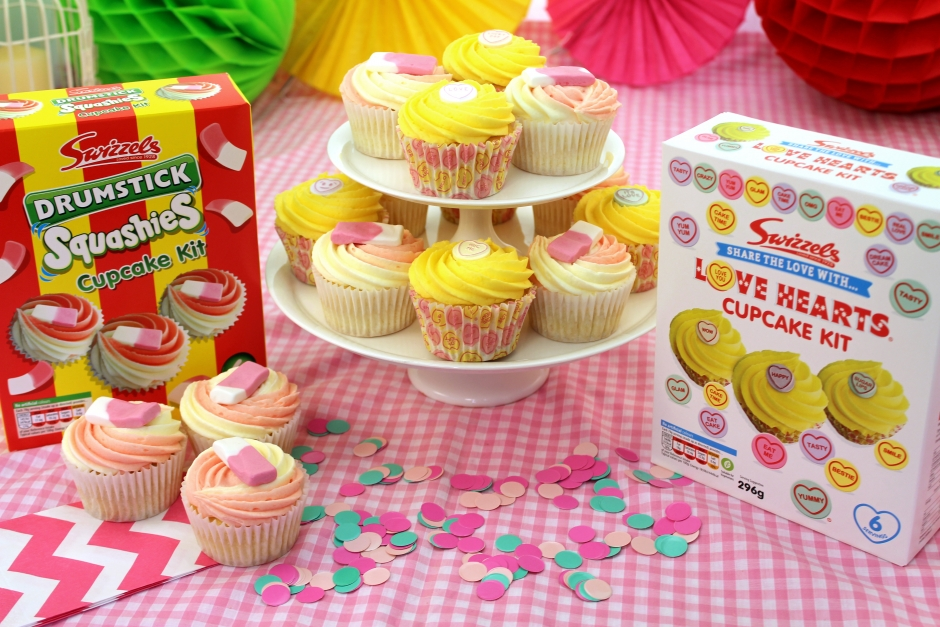 Drumstick Squashies Fans Will Love These Cup Cakes With Flavoured Icing And Topped Both Packs Are Available In Sainsburys